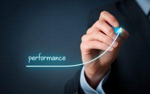 Image of arrow showing improving performance (credit: jirsak / Adobe Stock)