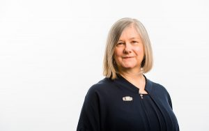 Image of Ruth Allen, the Bristish Association of Social Workers chief executive (credit: BASW)