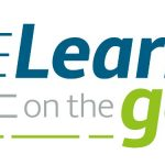 learn on the go podcast logo