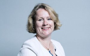 Official Parliamentary portrait of Vicky Ford, the children's minister (credit: Chris McAndrew / Wikimedia Commons)