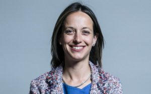 Minister for care Helen Whately (Credit: Department of Health and Social Care)