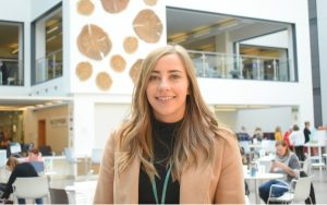 Wiltshire Council social worker Amber Webster