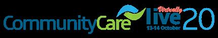 Community Care Virtually Live logo