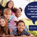 Northamptonshire children's services advert