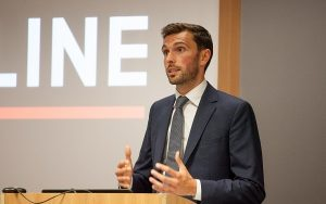Josh MacAlister, chief executive of Frontline