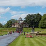 Mesnes Park in Wigan