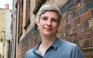 Mary Jackon, chief executive, Frontline