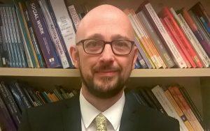 Rob Mitchell, principal social worker at Bradford council