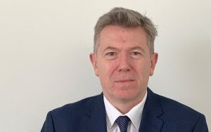 Image of Steve Crocker, the Assocation of Directors of Children's Services vice-president