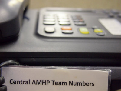 'I've only got an AMHP warrant, a mobile and some section papers': day two on the AMHP frontline