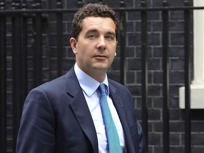 Edward Timpson (Credit: Steve Back/Rex)
